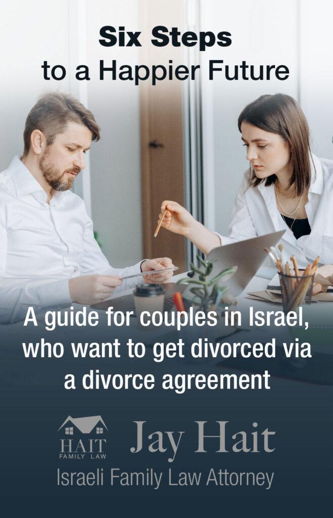 6 steps for a divorce agreement